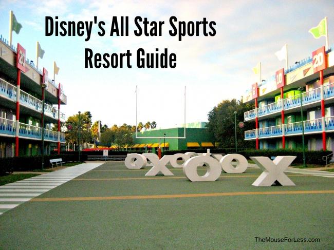Disney's All Star Sports Resort Guide | Walt Disney World