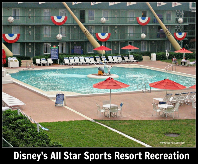 All Star Sports Resort Recreation Cover