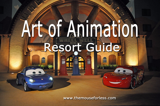 Disney's Art of Animation Resort Guide from themouseforless.com #DisneyWorld #Vacation