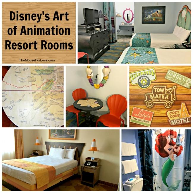 Disney S Art Of Animation Resort Walt Disney World