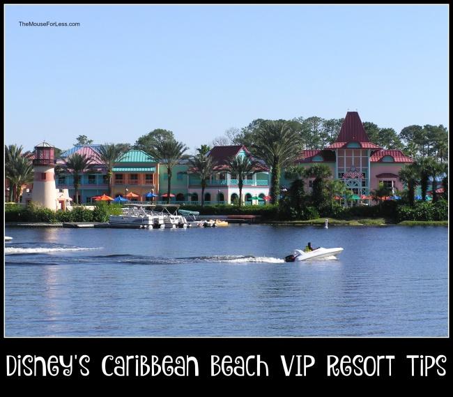 Caribbean Beach VIP Tips