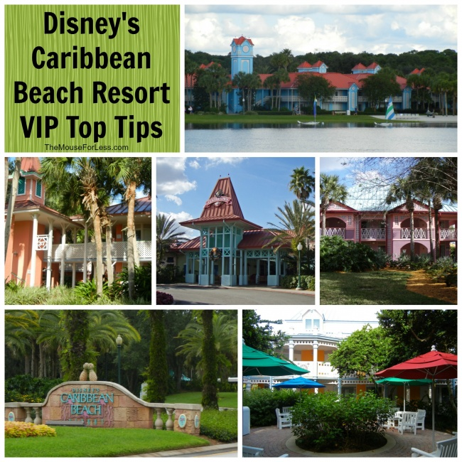Caribbean Beach: Disney's Caribbean Beach Resort Guide