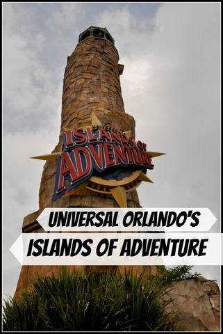Islands of Adventure at Universal Orlando Resort