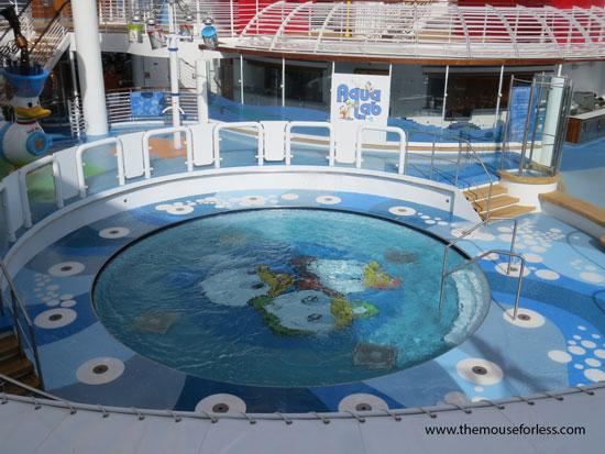 Disney's Aqua Lab #DCL