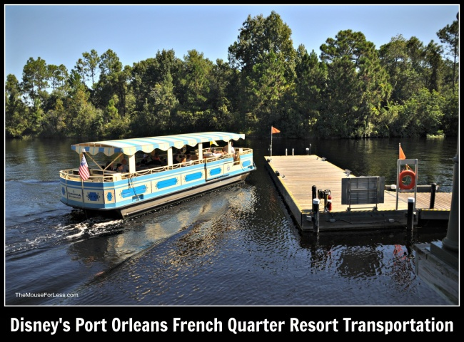 port-orleans-french-quarter-resort-transportation-collage