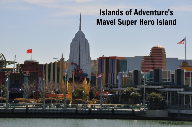 Super Hero Island