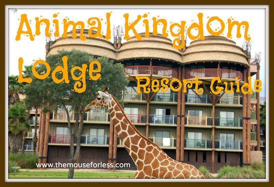 Disney's Animal Kingdom Lodge Resort Guide