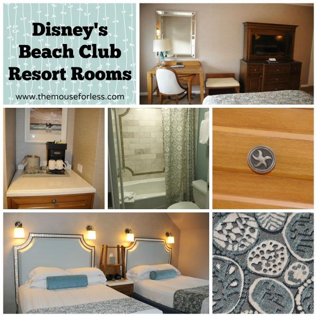 Beach Club Resort Rooms