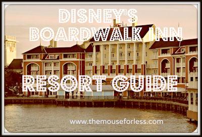BoardWalk Inn Resort Guide from themouseforless.com #DisneyWorld #Vacation