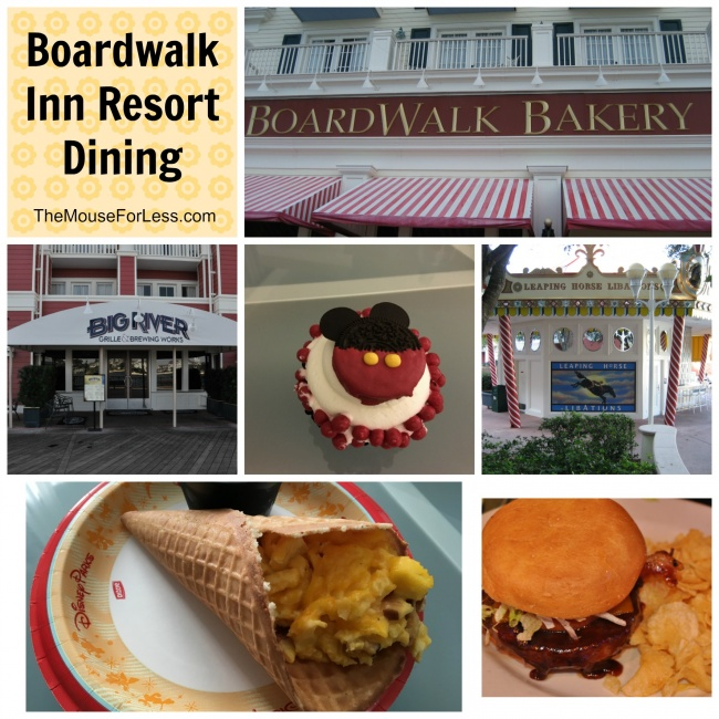 Boardwalk Resort Dining