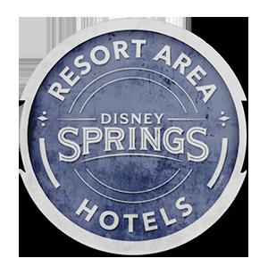 Disney Springs Hotels Logo