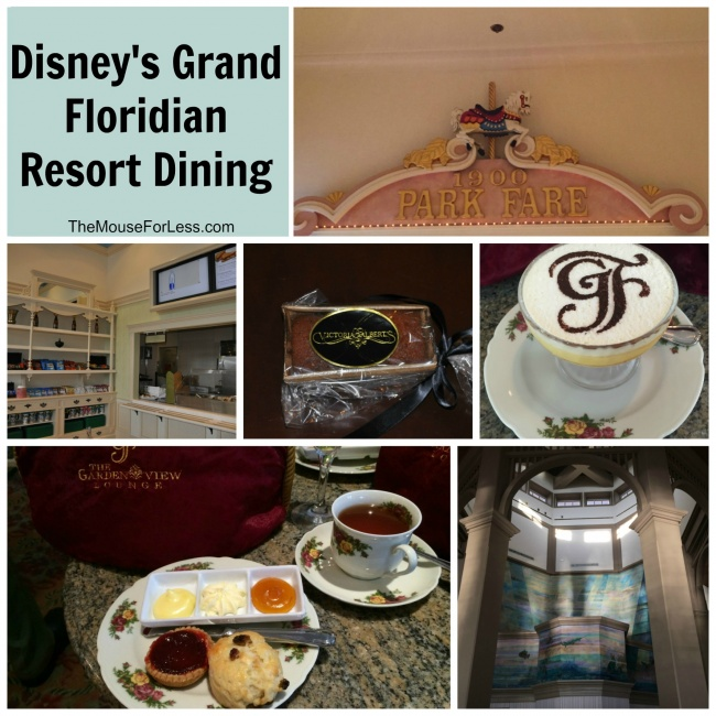 Disney's Grand Floridian Resort and Spa Dining