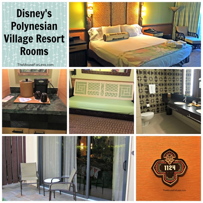 Disney's Polynesian Rooms