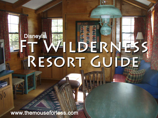 Disney's Fort Wilderness Resort and Campground Guide from themouseforless.com #DisneyWorld #Vacation