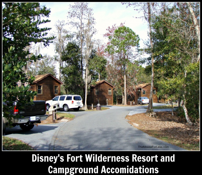 Disney 39 S Fort Wilderness Resort And Campground Guide