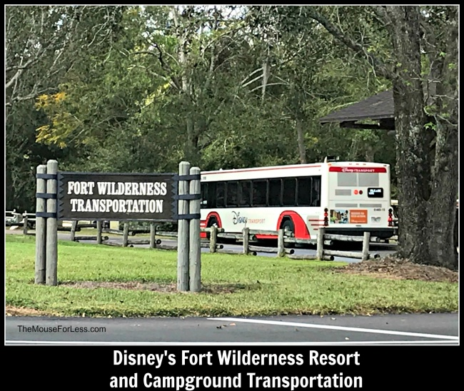 Disney 39 s fort wilderness resort and campground guide for Fort wilderness cabins reservations