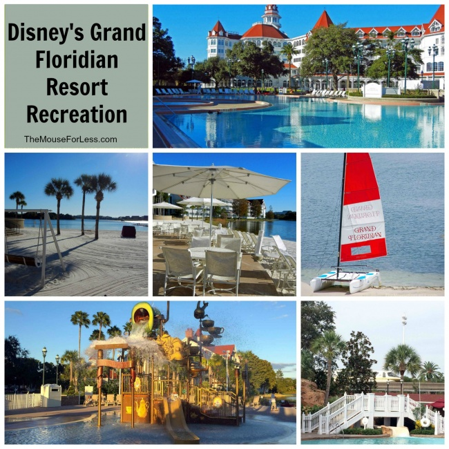 Disney's Grand Floridian Resort and Spa Recreation