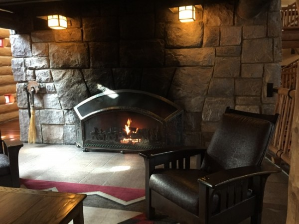 Wilderness Lodge Top Ten Tips Seating Area