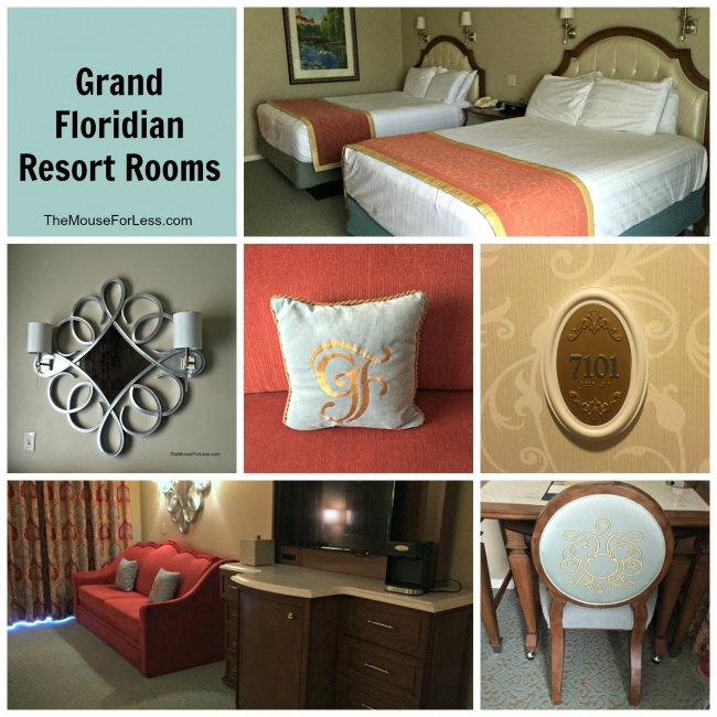 Disney's Grand Floridian Resort and Spa Room
