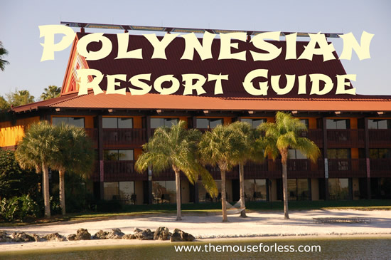 Disney's Polynesian Village Resort Guide