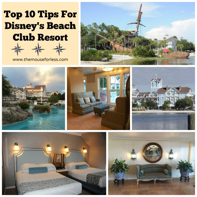 Top 10 Beach Club Tips