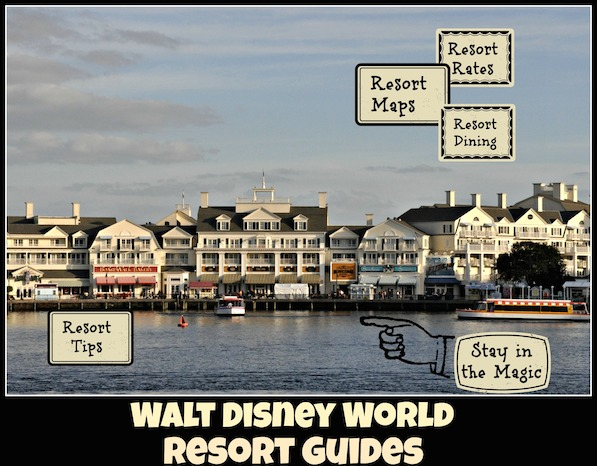 Walt Disney World Resort Hotels Guides #DisneyWorld #Resorts #Travel