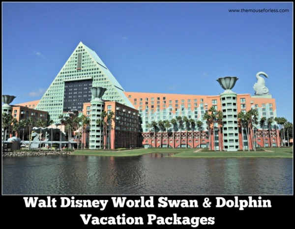 Swan and Dolphin Hotel Vacation Packages