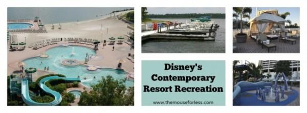 Contemporary Resort Recreation