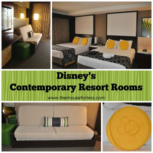 Contemporary Resort Rooms