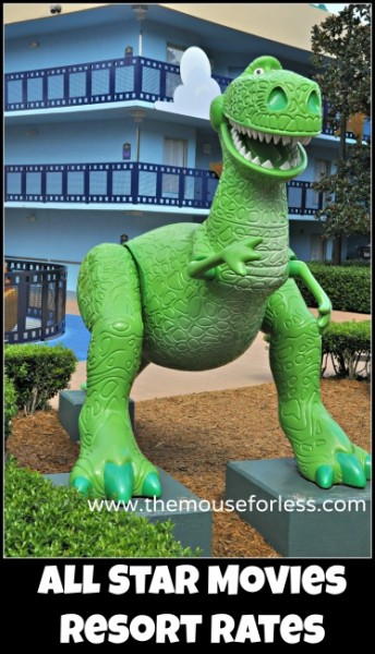 All Star Movies Resort Rates