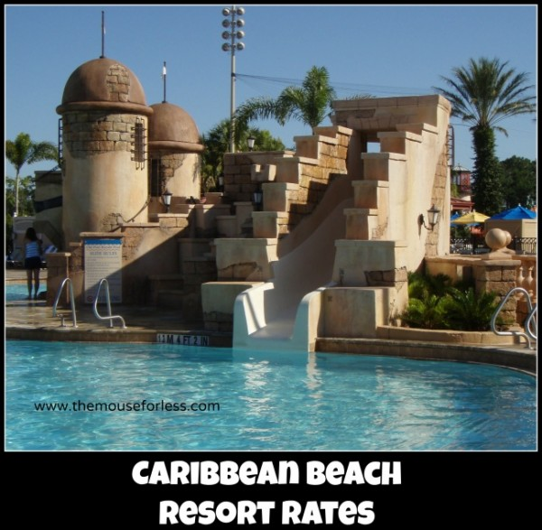 Caribbean Beach Resort Rates