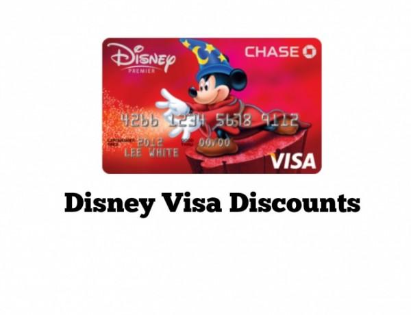 Disney Visa Rewards Card