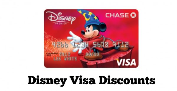 Disney Visa discounts