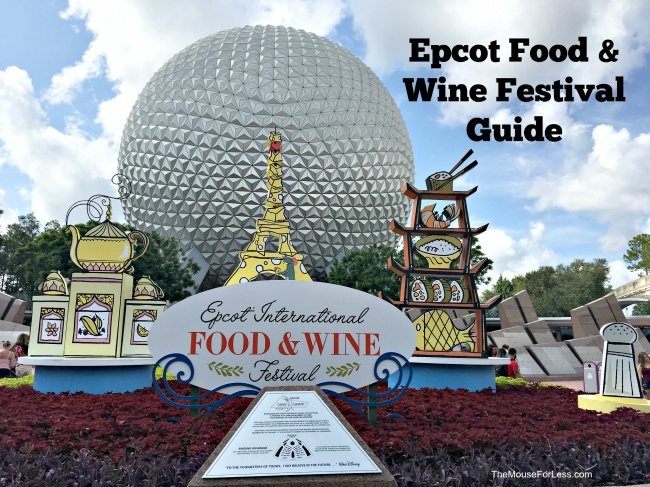 2019 Epcot International Food And Wine Festival Walt