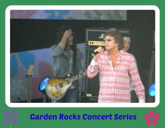 Garden Rocks Concert Series