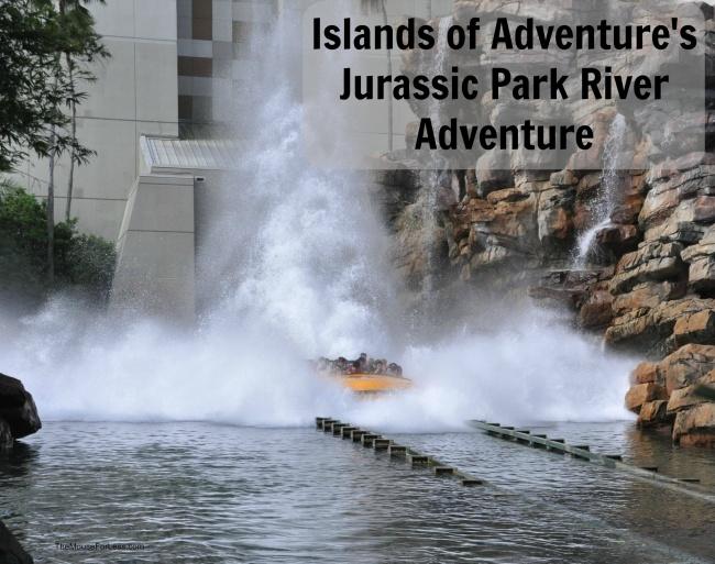 Jurassic Park River