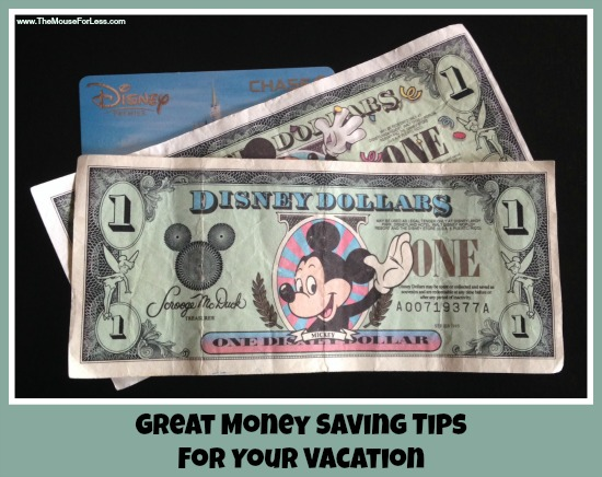 Tips on Saving Money For Your Disney Vacation