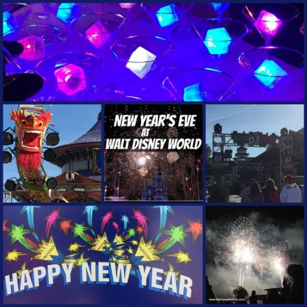 Universal Studios New Years Eve 2018
