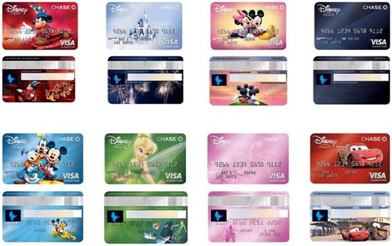 Disney's Premier Visa Card