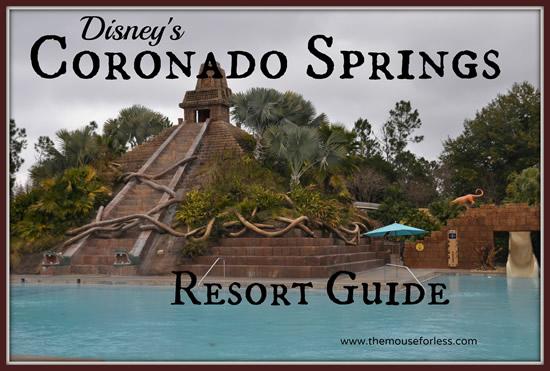 Disney S Coronado Springs Resort Guide Walt Disney World