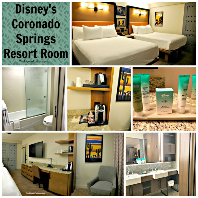 Coronado Springs Resort Room