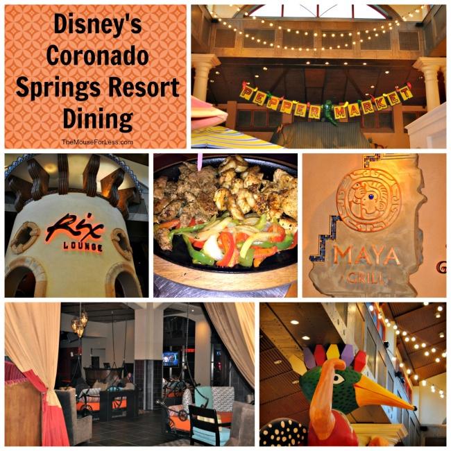 Disney's Coronado Springs Resort Guide