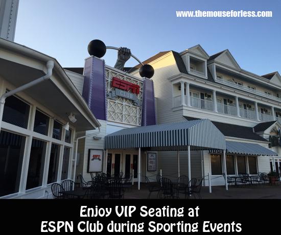 ESPN Club VIP Club