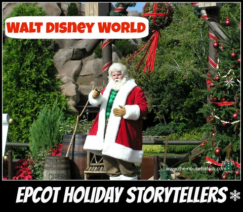 Holiday Storytellers