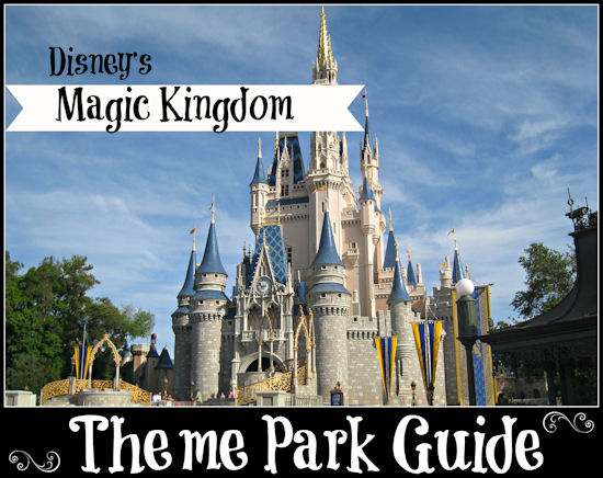 Magic Kingdom Theme Park