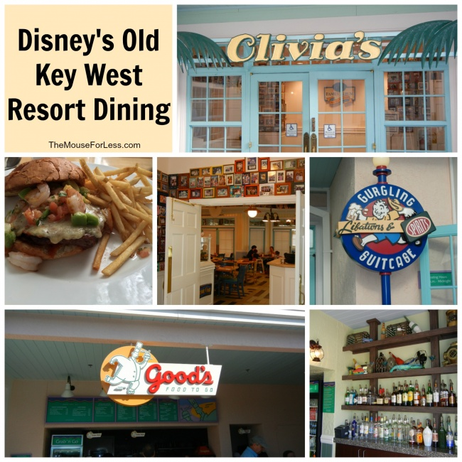 Old Key West Resort Dining