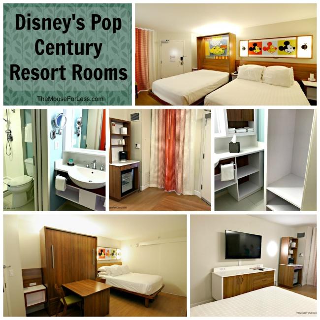 Pop Century Room Rates