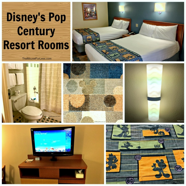 Disney S Pop Century Resort Guide Walt Disney World