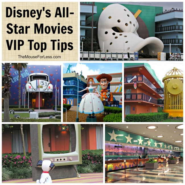 Disney's All Star Movies VIP Top Tips