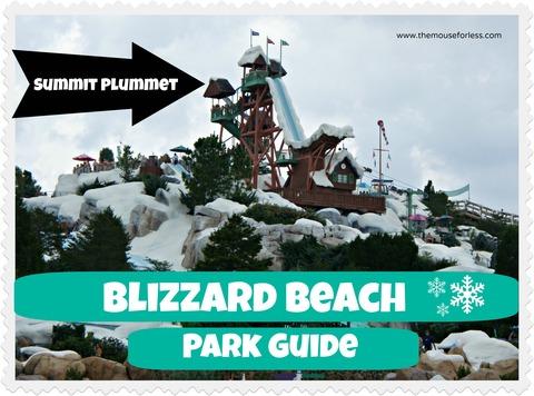 Blizzard Beach Water Park Walt Disney World Resort